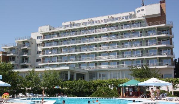 Mamaia Hotel Comandor