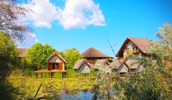 Donau Delta, Green Village